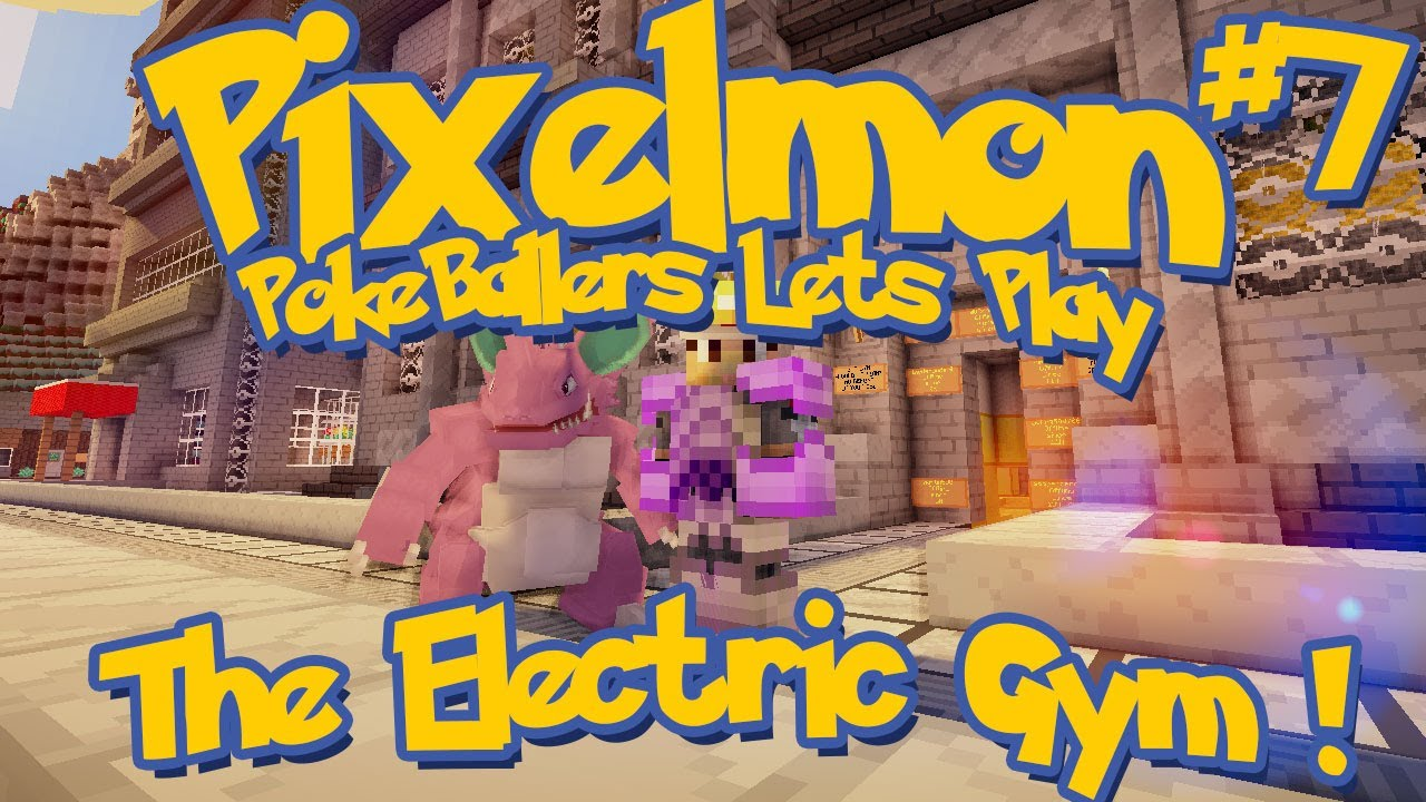 what pixelmon server does lachlan play on