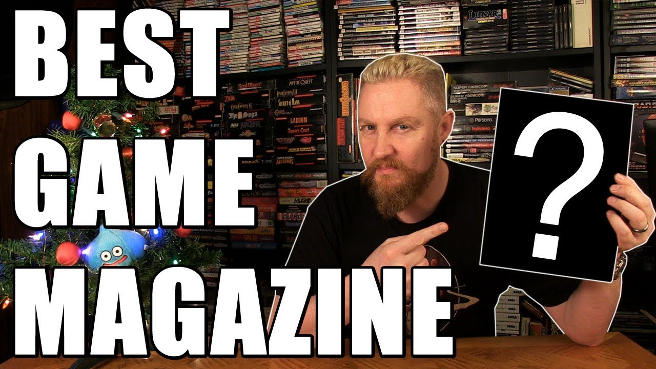 Console Magazine Best Gaming Magazine Happy Console Gamer
