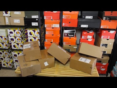 0709ba62e EP08 Let s Eat! Huge Adidas NMD Restock Unboxing + UNDFTD EQT ...