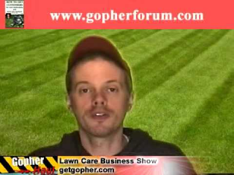 How to get wealthy lawn care customers - GopherHaul 52 Lawn Care Marketing Show