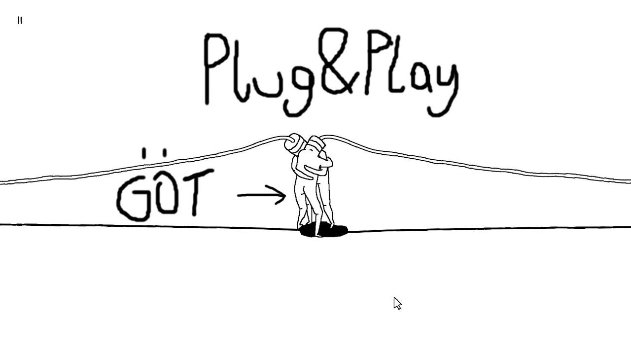 hayatimda oynadigim en aptal oyun  - plug u0026play
