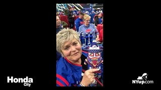 Pinto Tailgate family sends messages of love to Pancho Billa, Bills Mafia super fan