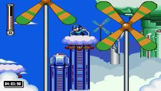 Mega Man Legacy Collection 2 - Mega Man 7 Stage Remix 1 Challenge Gameplay