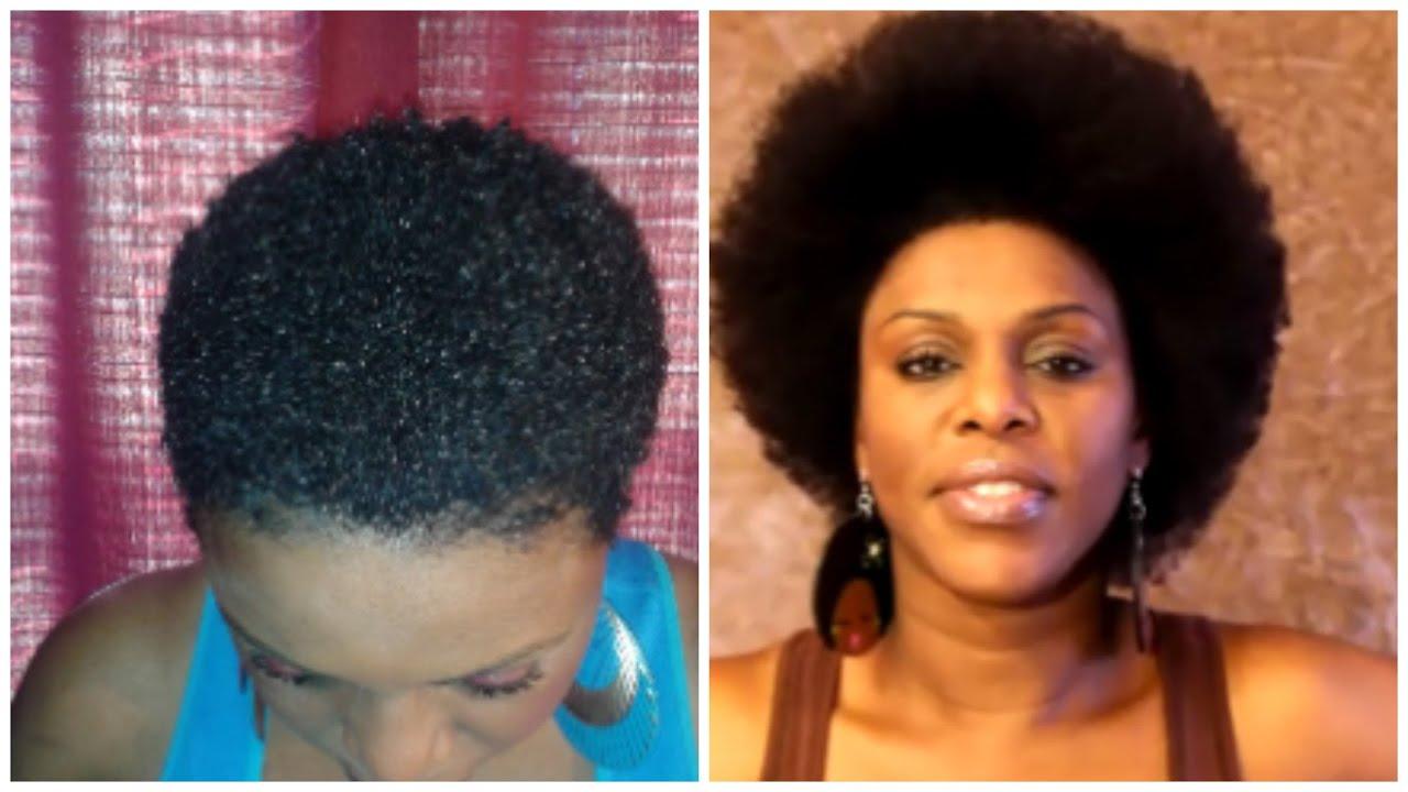 All Natural Hair Growth Cream