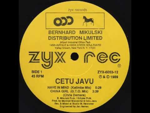 Cetu Javu - Have In Mind (1989)