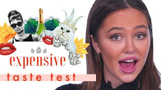 Delilah Belle—AKA Lisa Rinna's Daughter—Is Not As Fancy As She Thinks | Expensive Taste Test | Cosmo