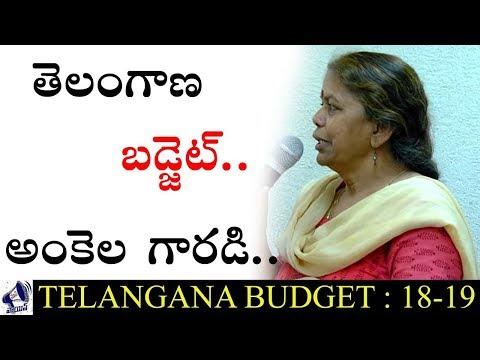 బడ్జెట్ కేటాయింపులు సరే ఖర్చు ఏది || Telangana Budget 2017-18 Women and Child Welfare || TS Budjet