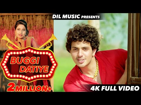 BUGGI DATIYE | बुग्गी डाटिये  | Diler Kharkiya, Shivani Raghav| New Haryanvi Song 2019
