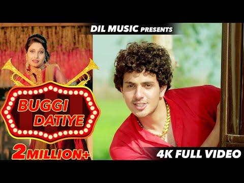 Buggi Datiye  बुग्गी डाटिये   Diler Kharkiya, Shivani Raghav New Haryanvi Song 2019