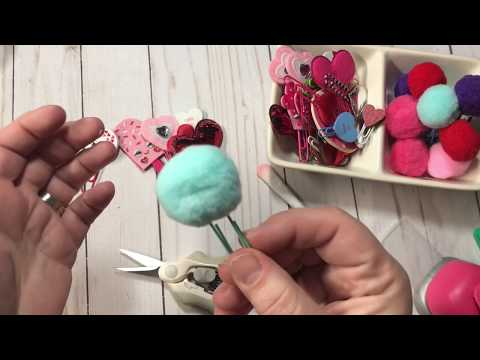 Valentine Paperclips How to