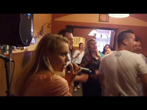 SUPERBND Plzeň   Living on my own 24 6 2016 - Svatba jako řemen !!