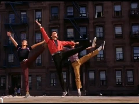 West Side Story - Prologue - Official Full Number - 50th Ann
