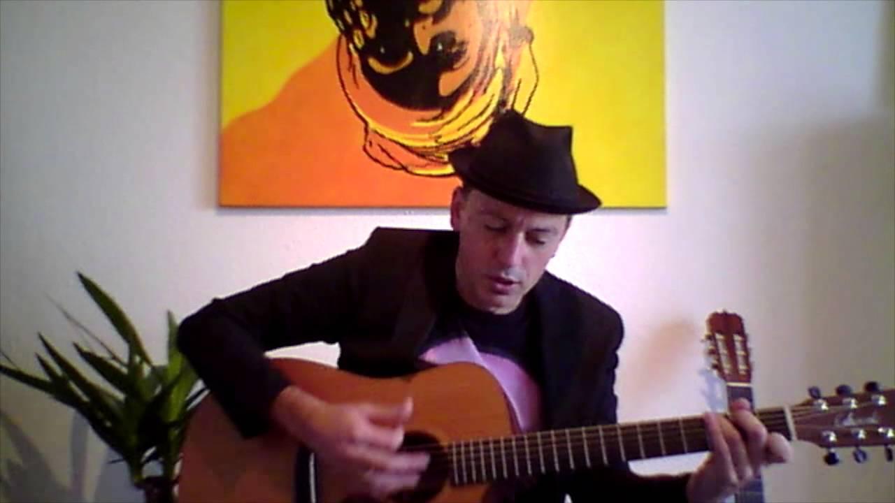 Brennend Heisser Wstensand F Quinn Akustik Gitarre Jo Vogel