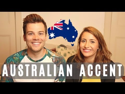 Australian English Vs British English | ACCENT TUTORIAL 🇦🇺