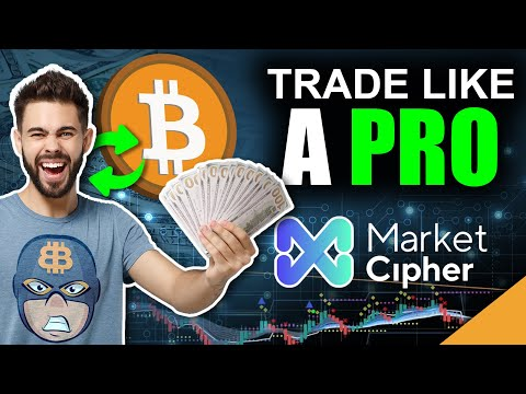 Easiest Crypto Trading Method (Market Cipher Tutorial)