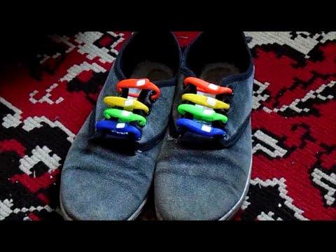 Резиновые шнурки