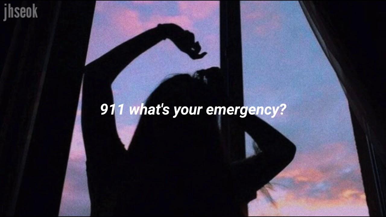 911 - ellise (lyrics)