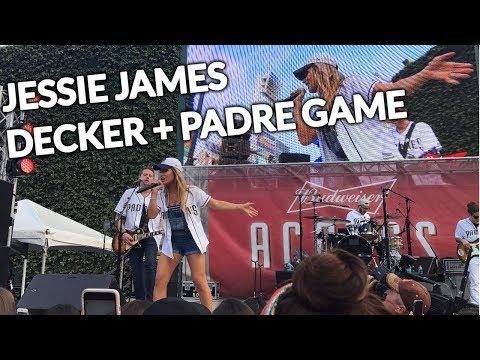 SEEING JESSIE JAMES DECKER!