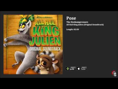 All Hail King Julien OST - Pose