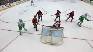 Gotta See It: Crawford robs Matthews with shaft of the stick