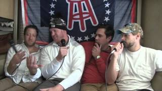 The Barstool Casting Couch Featuring Vikings Tight End Kyle Rudolph