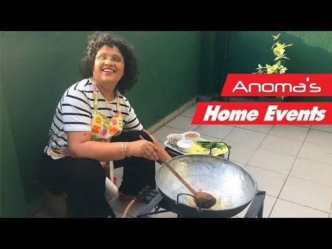 Anoma's Home Events # 01 - Hoppers Night