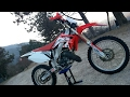 Honda Cr 125 Project | Story of a dream