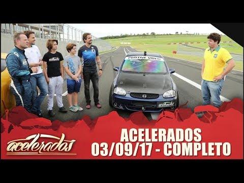 Acelerados (03/09/17) | Completo