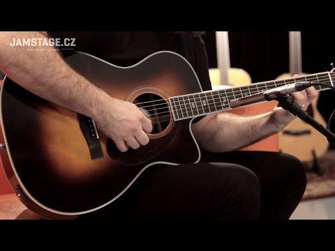 Fender Paramount PM-3 Triple-0 Deluxe (Honza Šobr)