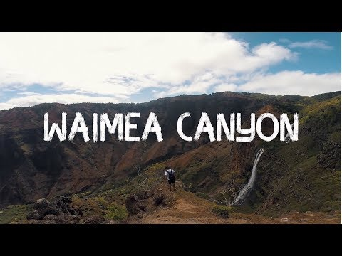 Kauai Adventures: Hiking Waimea Canyon Trail