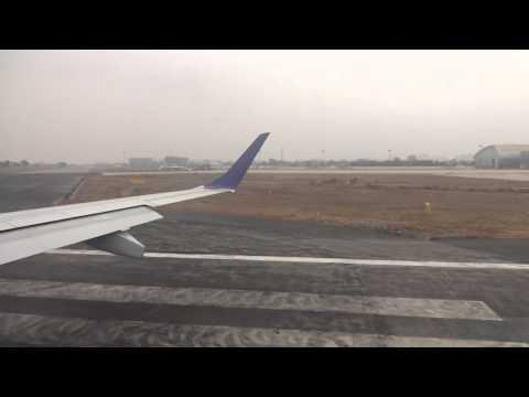 Air Costa LB 611 (Embraer E190) Landing at Jaipur International Airport