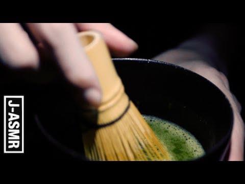 [音フェチ]抹茶🍵🍵🍵 - Matcha Green Tea[ASMR]