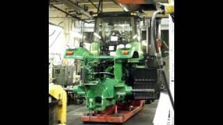 Gold Key Tour of John Deere Facility