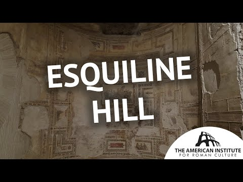 Esquiline hill