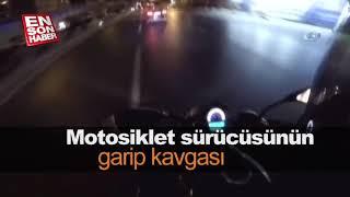 Bir Garip Motorcu Kavgası