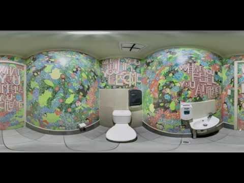SH!THOUSE ART Virtual Reality by AZZURRO