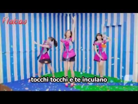 canzone giapponese italianizzata - amo il coito - Perfume - magic of love