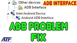 """ANDROID ADB INTERFACE PROBLEM FIX""""ANDROID DEVICE ADB PROBLEM FIX WINDOWS 7,8,10"""""""