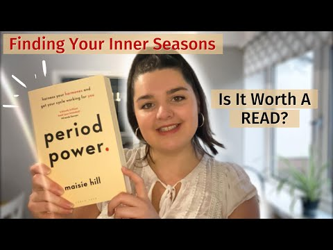 PERIOD POWER Review: Identifying Your Menstrual Cycle's Four Phases To Help You Live Your BEST Life