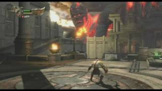 God of War 3 All Glitches III