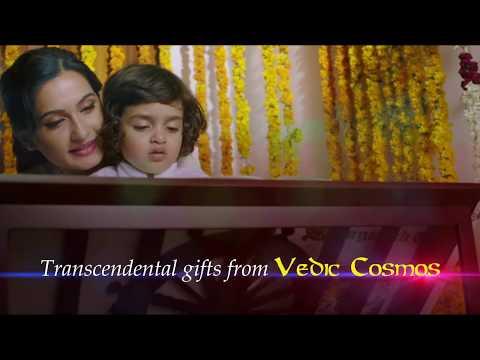 Transcendental gifts from VedicCosmos