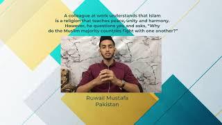 Ruwail Mustafa | Face2Face Series 3 | Round 3