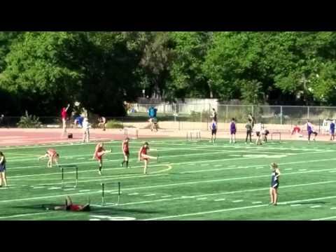 Paul Gorman: 200 meter dash