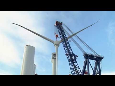 DONG Energy - Gunfleet Sands Expansion