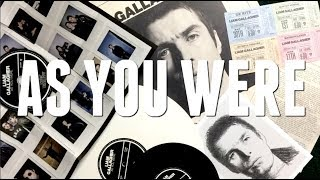 Baixar LIAM GALLAGHER - AS YOU WERE | DELUXE BOX SET UNBOXING