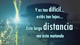Bruno Mars - Long Distance - Subtitulada al Español