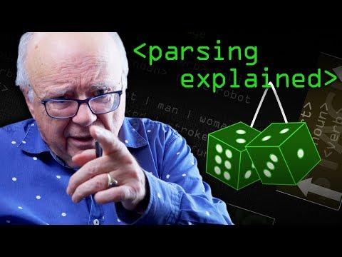 Parsing Explained - Computerphile