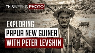 Exploring Papua New Guinea with Peter Levshin