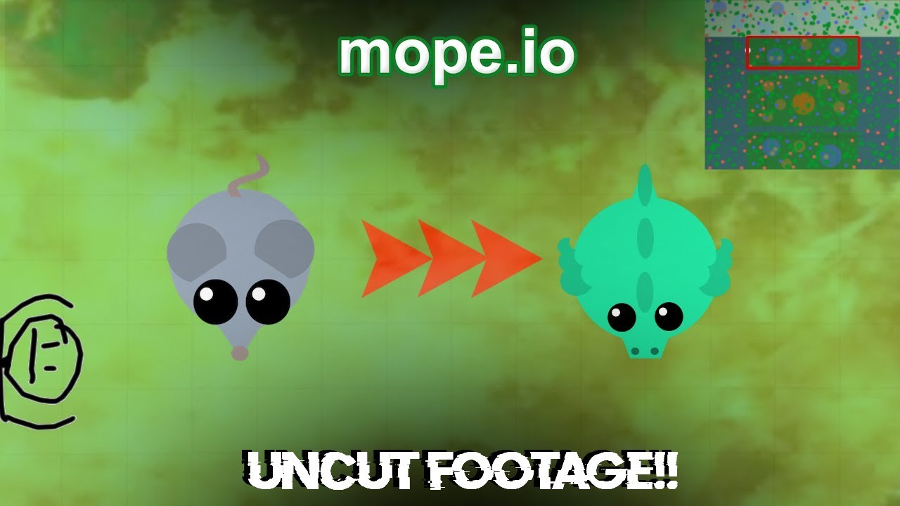 Download REGION CHALLENGE! // MOUSE TO DRAGON UNCUT FOOTAGE!! // MOPE.IO