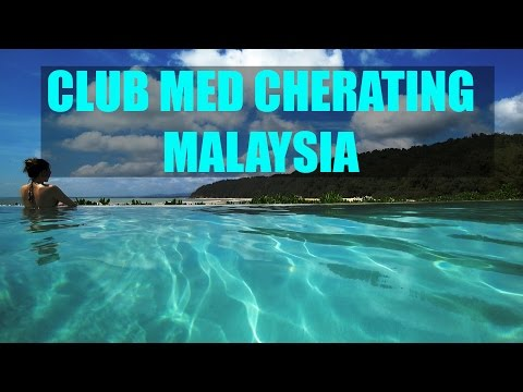 Club Med Cherating Beach, Malaysia: Why You Must Visit! 2017 Getaway w/ Louis Siah #ClubMedCherating